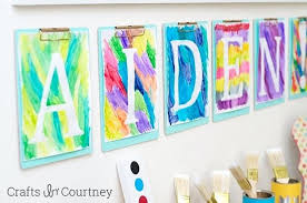 Easy Kids Art Themed Birthday Party Simple And Craft Ideas Arts Crafts With Paper