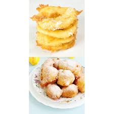 cuisson pate au four recette pâte pour beignets de fruits ou légumes à frire ou