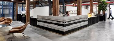 Flooring Materials For Office by A Sophisticated Take On Reclaimed Materials For West Elm U0027s
