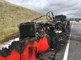 Highway 275 Reopened After Truck Fire | News | Norfolkdailynews.com
