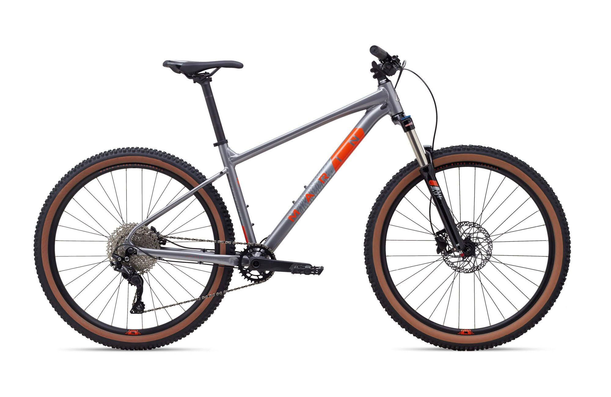 Marin Bobcat Trail 5 Mountain Bike 2020 Gloss Charcoal / MD