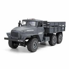 100 Ural Truck For Sale Mz Yy2004 24g 6wd 112 Military Truck Off Road Rc Car Crawler 6x6