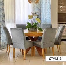 hohe qualität samt esszimmer stuhl abdeckung spandex elastischen stuhl schutzhülle esszimmer stuhl abdeckungen sitz fall für esszimmer hotel