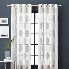 Window Curtains Walmart Canada by Hometrends Medallion Window Panel Walmart Canada