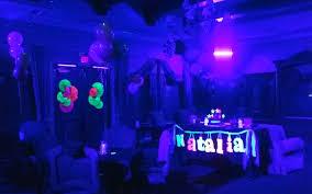 UV Black Light Rental Miami and Broward by Kings Rentals in Miami