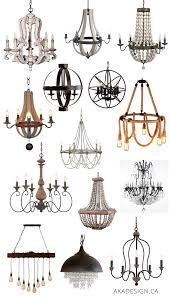 Farmhouse Chandeliers On Amazon
