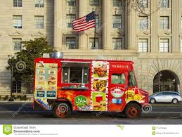 100 Food Trucks In Dc Today Truck Front Of The US Department Of Commerce