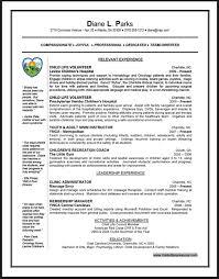 9 Community Service On Resume