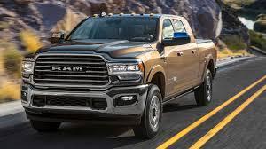 100 Wrapped Trucks 2019 Ram HD Laramie Longhorn Is A Leather Workhorse