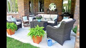 Inexpensive Screened In Porch Decorating Ideas by Simple Back Porch Decorating Ideas Youtube