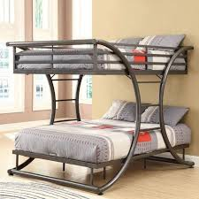 bedroom bunk bed with queen size bottom bunk bed with trundle