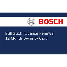 Bosch ESI Truck Renewal License 3824-08