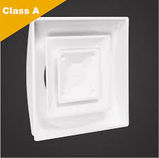 Round Ceiling Air Vent Deflector by Eger Advantage Plastic Ceiling Solutions