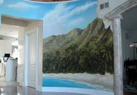3d Wall Painting Art