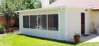 Patio Mate Screen Enclosure Roof by Amazing Patio Enclosures Kit With Screen Room Kits Kay Home Wall