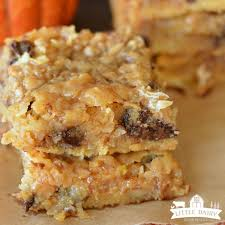 Pumpkin Cake Mix Bars by Pumpkin Magic Bars Little Dairy On The Prairie