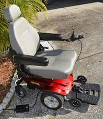 used pride jazzy select power wheelchair