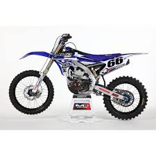 kit déco complet bud racing yzf 2014