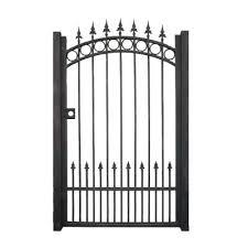 Garden Gates Bq Antique Metal Garden Gate B And Q Back Garden