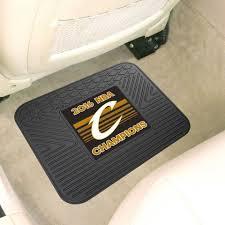 100 Truck Floor Mat 2016 Cleveland Cavaliers NBA Finals Champions Car