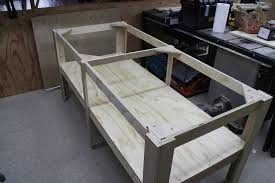 how to build a workbench a concord carpenter