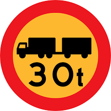 100 Truck Sign Clipart 30t Truck Sign