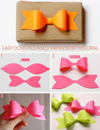 Easy Quick DIY Bow Tutorial Images StyleFrizz