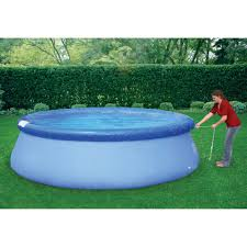 Summer Escapes 12 14 Pool Cover Blue