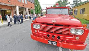 100 First Fire Truck Countys First Fire Museum Opens In Ettrick Chesterfield Observer
