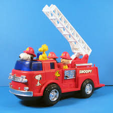 Peanuts Battery-powered Fire Engine - CollectPeanuts.com Buy Rescue Team Large Fire Truck With Lights And Sounds Bump N Go Dickie Battery Operated Try Me 31cm Vintage Tin Fire Truck Battery Operated Toy Made By Nomura Japan Kids Unboxing And Review Dodge Ram 3500 Ride On 45 Off On Kalee 12v Rideon Creative Abs 158 Mini Rc Engine 738 Free Shippinggearbestcom Fisherprice Power Wheels Paw Patrol Powered Toys Playtime That Emob Die Cast Metal Pull Back Toy With Light Funtok Electric Car Trade Radio Flyer For 2 Lot Detail 1950s Tin Chemical