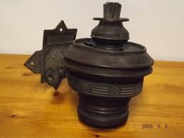 Aladdin Caboose Lamp Bracket by Misc Antique U0026 Vintage Oil Lamps U2014 Antique Kerosene Lighting