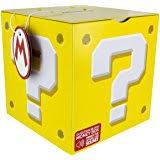 Mario Bros Question Block Lamp by Amazon Com Paladone Super Mario Question Block Night Light Toys