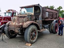 100 Old Mack Trucks Very Rusty Chain Driven Dump Truck Tipper Flickr
