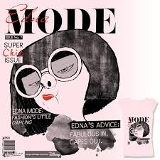 Edna Mode Issue By Ryeofcali On Threadless Disney