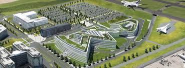 siege adp aéroports de pose la première de futur siège social