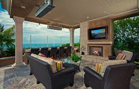 Inexpensive Patio Floor Ideas by Innovative Propane Patio Heater In Patio Contemporary With Outdoor