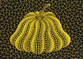 Yayoi Kusama Pumpkin Sculpture by Yayoi Kusama Pumpkins U2013 Ms Kit Lang