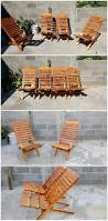 Pallet Adirondack Chair Plans by Creative Ways To Repurpose Old Wood Pallets In Your Home