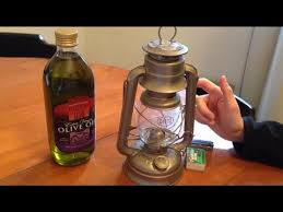 Paraffin Lamp Oil Substitute by Dietz Original U002776 Oil Lantern Olive Oil Youtube