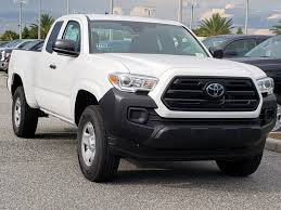 New 2018 Toyota Tacoma SR Access Cab In Orlando #8710418 | Toyota Of ...