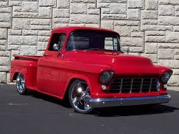 100 1955 Chevy Truck Restoration Nicely Restored Chevrolet Pickup Short Bed Vintage For Sale