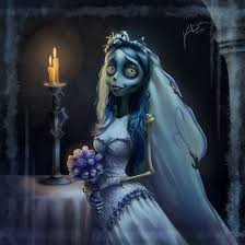 Corpse Bride Tears To Shed by Corpse Bride Action Emily Is Waiting For You The Corpse