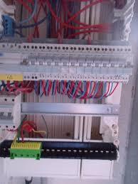 électrique triphasé 380 volts
