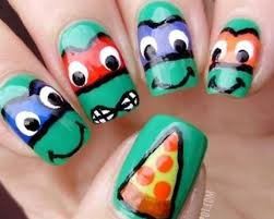 Easy Nail Art Designs For Teenagers To Do Step By