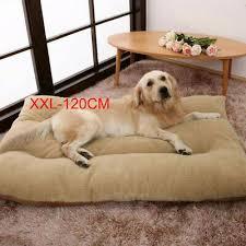 hundebett 120 x 80 cm schlafplatz für große hunde
