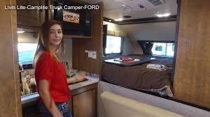 100 Ultralight Truck Campers Livin LiteCamplite CamperFORD