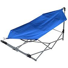 Amazon Stalwart Portable Hammock with Frame Stand and