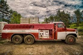 100 Old Fire Truck HDR Shooting Stock Photo Picture And Royalty Free