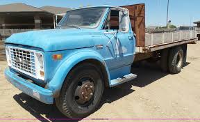 100 1970 Truck GMC 5500 Grain Truck Item J6047 SOLD July 20 Vehic