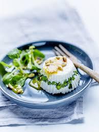 cuisiner des petit pois frais mini terrines de brebis frais petits pois et coriandre pour 4